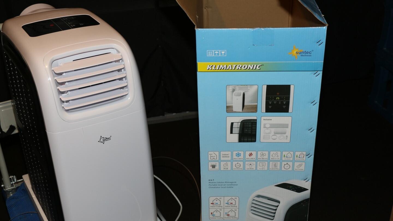 Wenn die mobile Klimaanlage dröhnt, aber nicht kühlt, müssen die drei Luftströme getrennt werden!