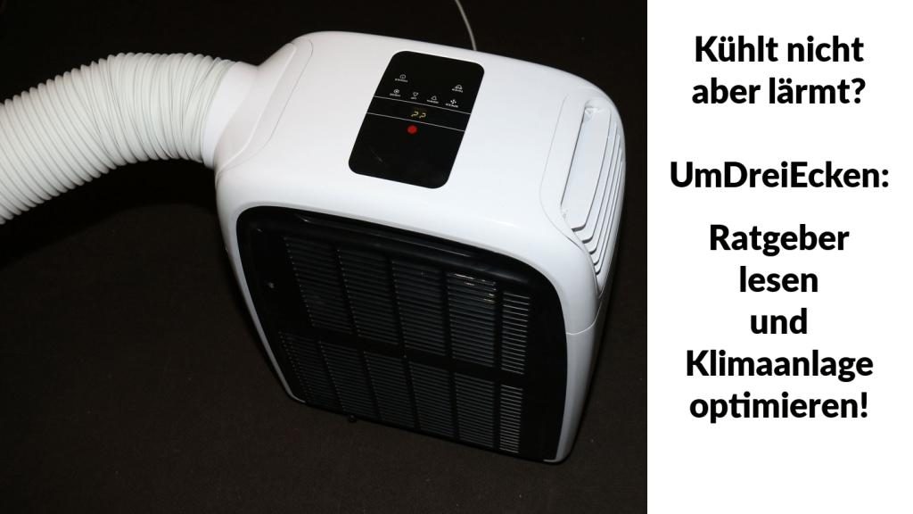 Wer die Kühlleistung der Klimaanlage optimieren möchte, muss tricksen.