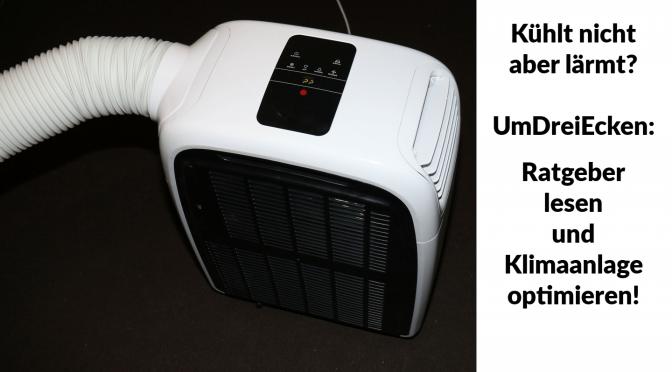 Kühlleistung der Klimaanlage optimieren