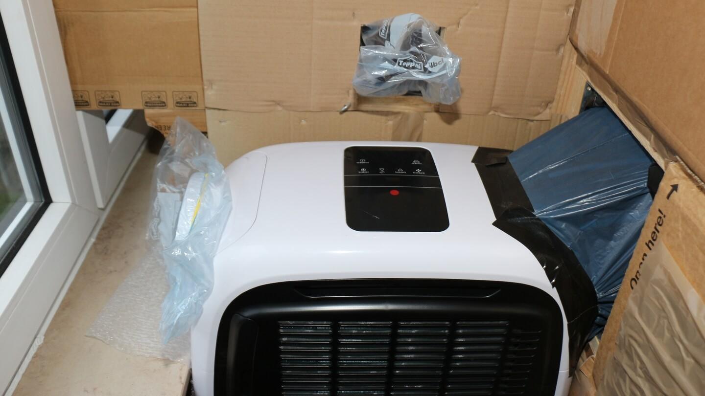 Die Leistungswerte der Klimaanlage sind schlecht, wenn die Luftströme nicht getrennt werden.