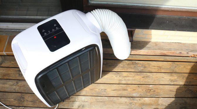 Monoblock Klimaanlage für Outdoor Betrieb