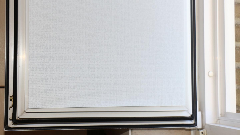 Scheibenfixs Sonnenschutz – am einfachsten mit Duallock auf den Kunststoffrahmen!