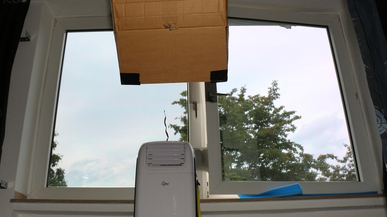 Luftstrom erkennen – Kaltluft absaugen, Abluft ableiten und Frischluft oben einlassen