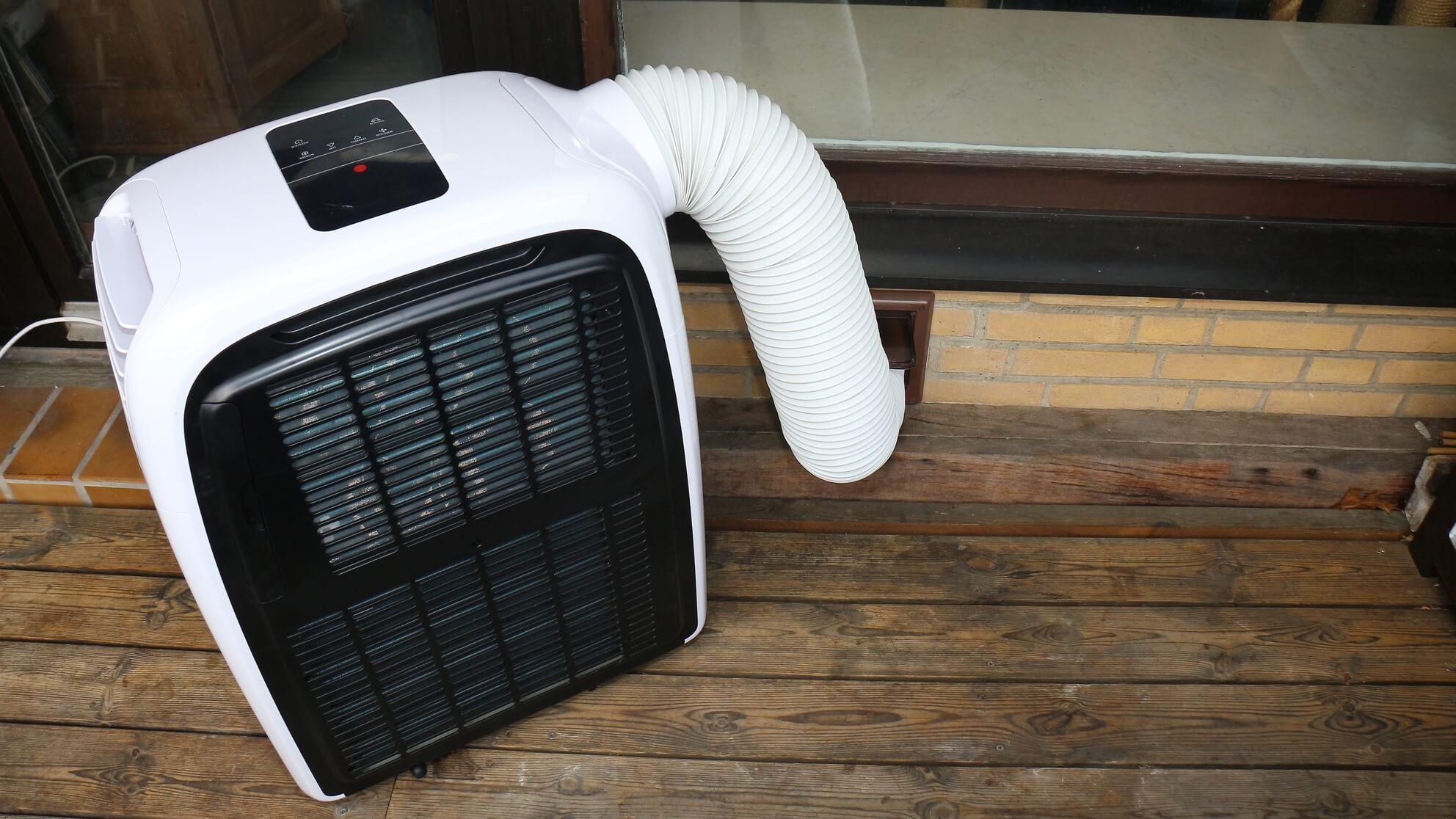 Diese Outdoor Klimaanlage kaufen? Sie kann nicht überall stehen!