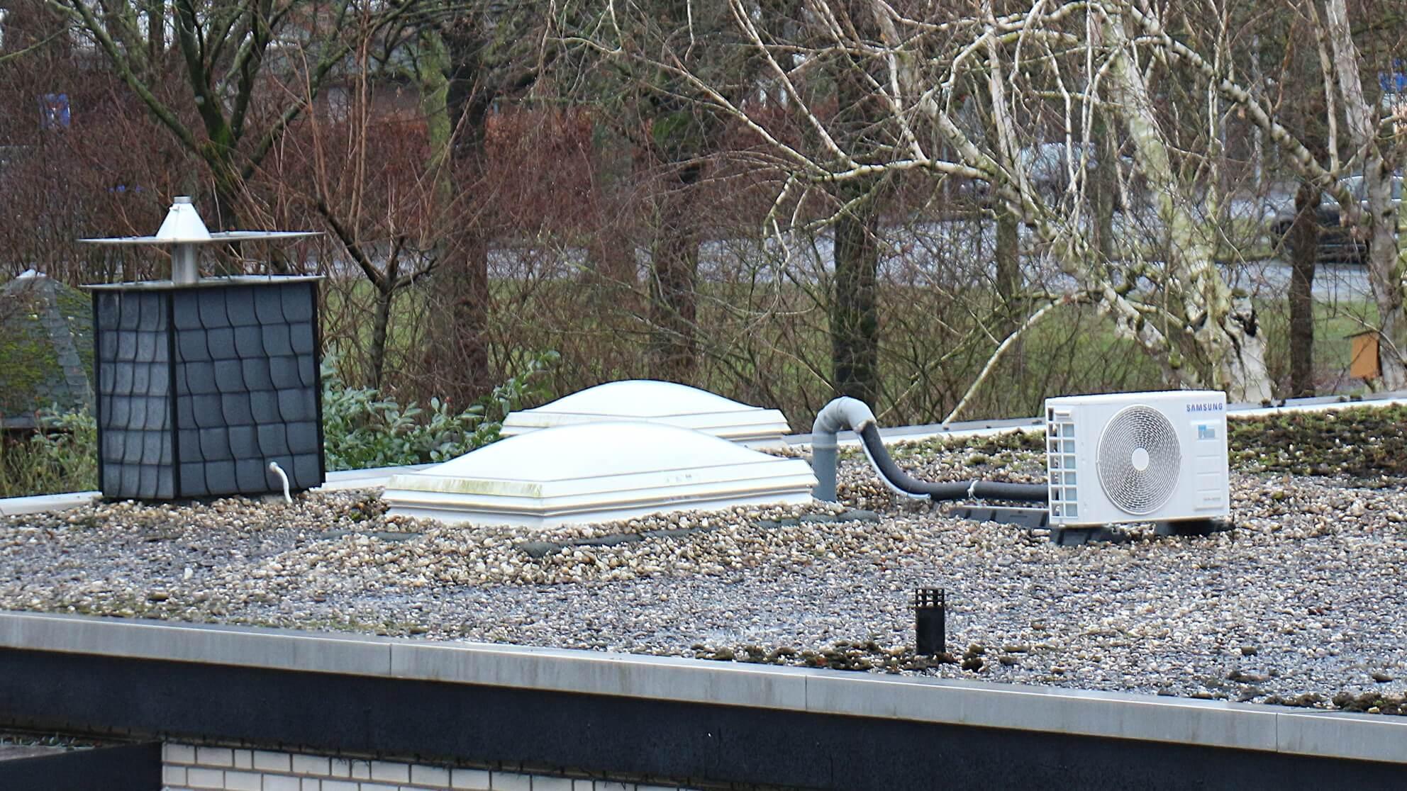 Pollenallergiker werden diese Split Klimaanlage bevorzugen – getrennte Luftkreisläufe